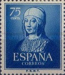[The 500th Anniversary of the Birth of Queen Isabella, type AMN]