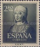 [The 500th Anniversary of the Birth of Queen Isabella, type AMQ]