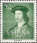 [The 500th Anniversary of the Birth of King Ferdinand V, 1452-1516, type AMZ]