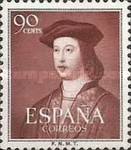 [The 500th Anniversary of the Birth of King Ferdinand V, 1452-1516, type ANB]