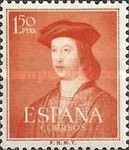 [The 500th Anniversary of the Birth of King Ferdinand V, 1452-1516, type ANC]
