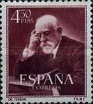 [The 100th Anniversary of the Birth of Jaime Ferran y Clua, type ANH]