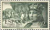 [Airmail - The 500th Anniversary of the Birth of King Ferdinand V, type ANJ]