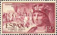 [Airmail - The 500th Anniversary of the Birth of King Ferdinand V, type ANL]