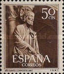 [Holy Year of Compostela, type ANV]