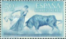 [Airmail - Bull Fighting, type ATD]