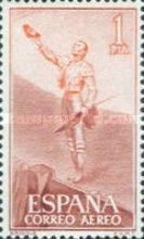 [Airmail - Bull Fighting, type ATE]