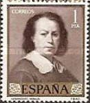 [Paintings by Bartolome Esteban Murillo - Stamp Day, type ATL]