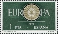 [EUROPA Stamps, type AUC]