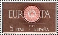 [EUROPA Stamps, type AUD]