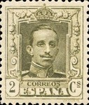[King Alfonso XIII, type BL]