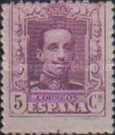 [King Alfonso XIII, type BL1]