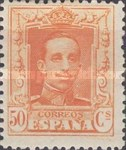 [King Alfonso XIII, type BL11]
