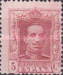 [King Alfonso XIII, type BL2]