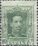 [King Alfonso XIII, type BL4]