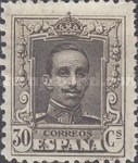 [King Alfonso XIII, type BL9]