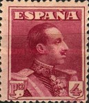 [King Alfonso XIII, type BM1]