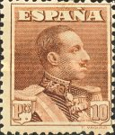 [King Alfonso XIII, type BM2]