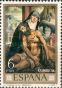 [Paintings by Lius de Morales - Stamp Day, type BTQ]
