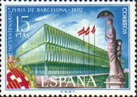 [The 50th Anniversary of Barcelona Industrial Fair, type BTW]