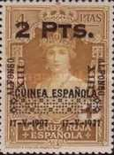 [Postage Stamps from Spanish Marocco, Tanger, Guinea, Cape Jubi & Spanish Sahara - Overprinted and Surcharged, type BW5]