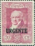 [Express Stamps - The 100th Anniversary of the Death of Francisco de Goya, type CO11]