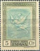 [Airmail - The 100th Anniversary of the Death of Francisco de Goya, type CQ]