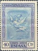 [Airmail - The 100th Anniversary of the Death of Francisco de Goya, type CQ3]