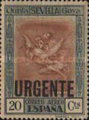 [Express Stamps - The 100th Anniversary of the Death of Francisco de Goya, type CQ4]