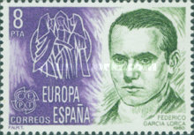 [EUROPA Stamps - Famous People, type CQY]