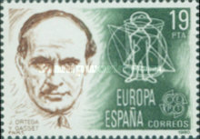 [EUROPA Stamps - Famous People, type CQZ]