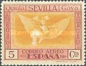 [Airmail - The 100th Anniversary of the Death of Francisco de Goya, type CR]