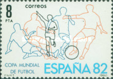 [Football World Cup - Spain, type CRA]