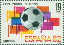[Football World Cup - Spain, type CRB]
