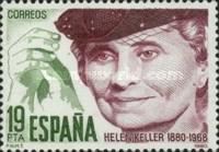 [The 100th Anniversary of the Birth of Helen Keller, 1880-1968, type CRE]
