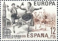 [EUROPA Stamps - Folklore, type CSK]