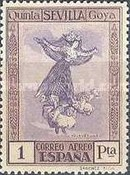 [Airmail - The 100th Anniversary of the Death of Francisco de Goya, type CT]