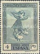 [Airmail - The 100th Anniversary of the Death of Francisco de Goya, type CT1]