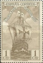 [Columbus and the Discovery of America - Ships, type CV]