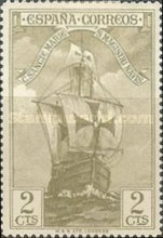 [Columbus and the Discovery of America - Ships, type CV1]