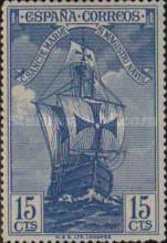 [Columbus and the Discovery of America - Ships, type CV3]