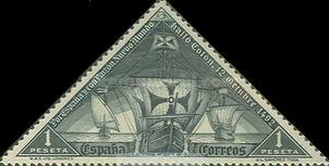 [Columbus and the Discovery of America - Ships, type CX2]