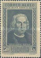 [Columbus and the Discovery of America, type DF1]