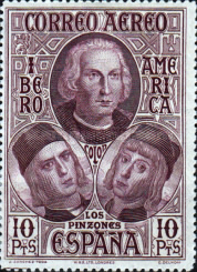 [Columbus and the Discovery of America, type DG1]