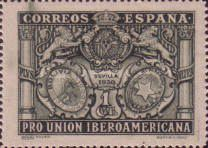 [Completion of the Ibero-American Exhibition, Seville, type DH]