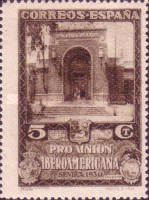 [Completion of the Ibero-American Exhibition, Seville, type DJ]