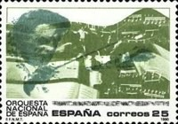 [The 50th Anniversary of Spanish National Orchestra, type DKQ]