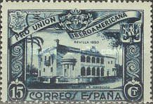 [Completion of the Ibero-American Exhibition, Seville, type DL]