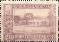 [Completion of the Ibero-American Exhibition, Seville, type DM]