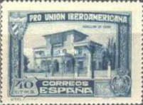 [Completion of the Ibero-American Exhibition, Seville, type DR]